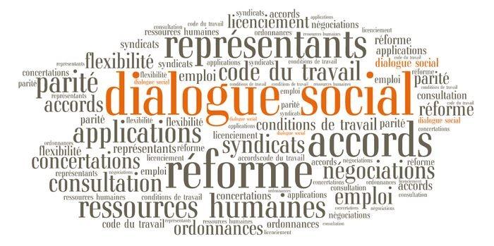 Soutenir le dialogue social, construire ensemble