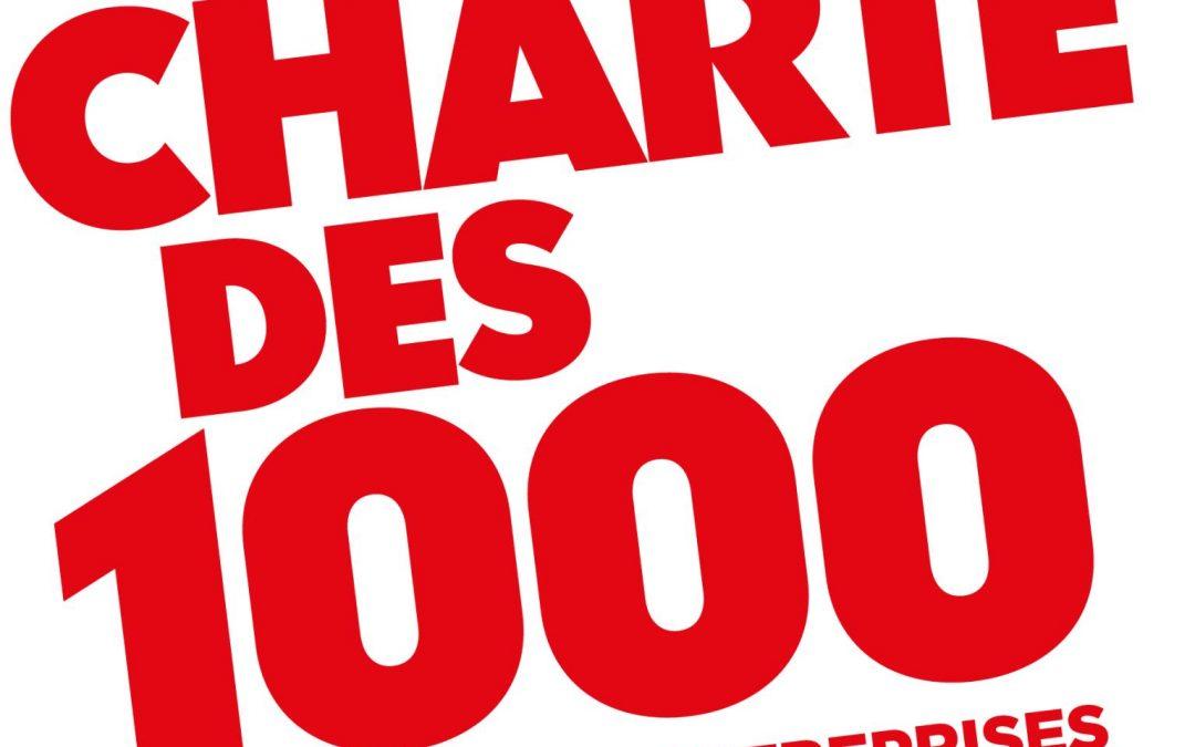 Place des Liens signataire de la Charte des 1000